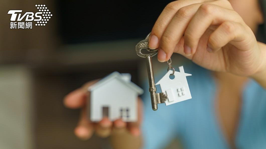 湖南一名女子5年前買了一間房子。(示意圖/shutterstock 達志影像) 忘了有買房 陸女5年後開門驚見「被隔間出租」