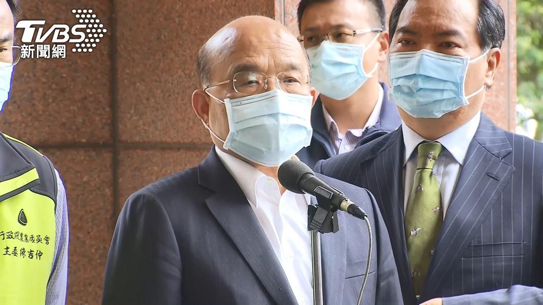 太魯閣事故噤聲10天 蘇:沒躲洞不算神隱