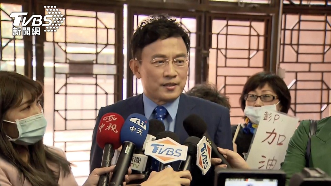 蔡英文「論文門」開庭 彭文正反告法官求償200萬