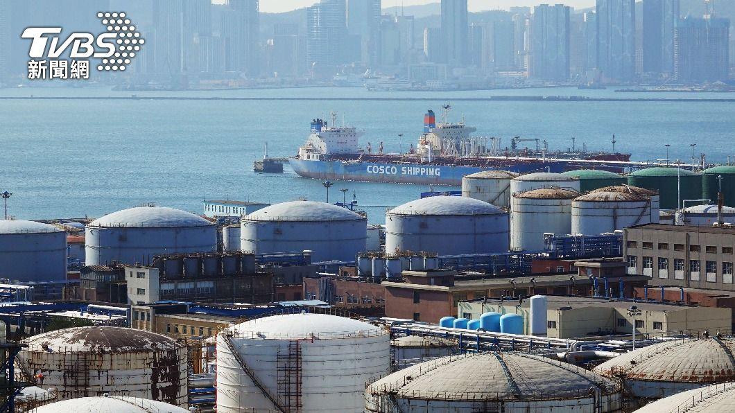 原油價格今(17)日下跌。(圖/達志影像路透社) 預期需求回升 油價呈3月初以來最大週線漲幅