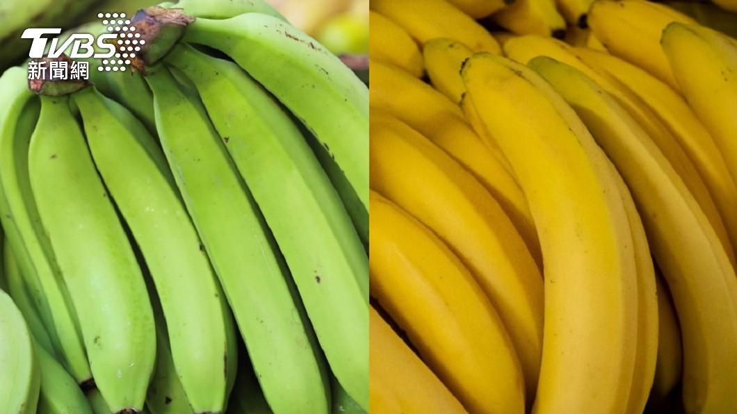 香蕉為台灣受歡迎的水果之一。(示意圖/shutterstock 達志影像) 香蕉常放到不敢吃?專家推保存神物:1週都不發黑