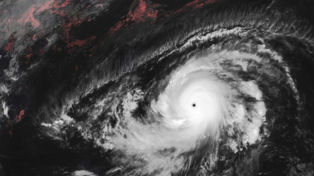 舒力基猛爆增強 恐成「史上最強4月颱」