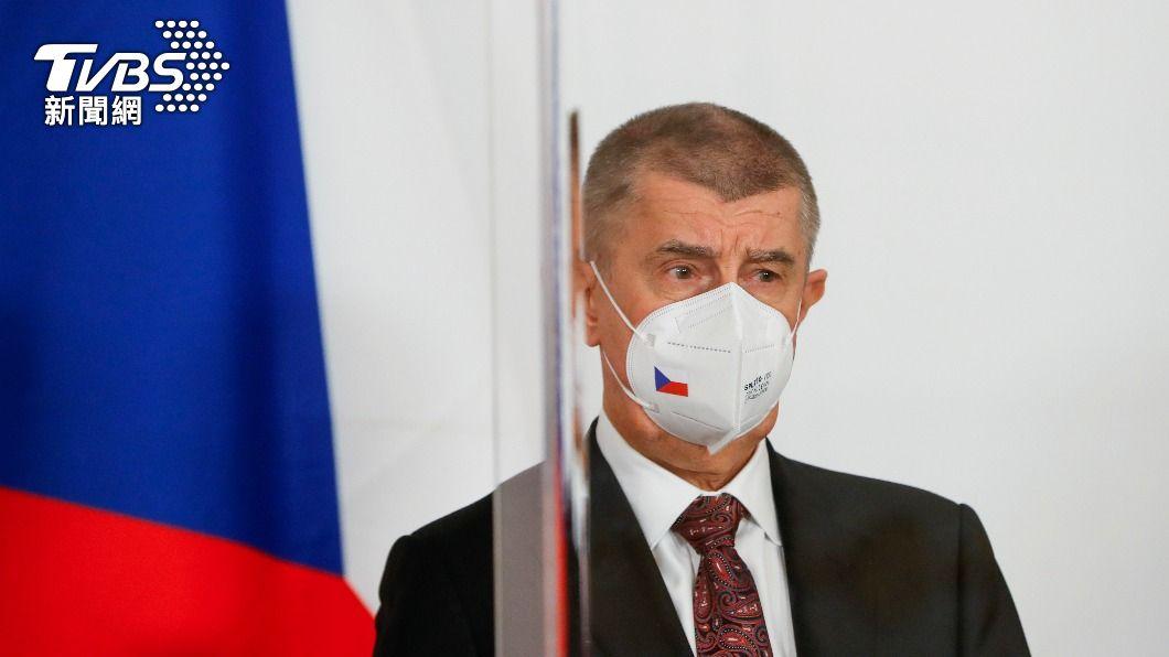 捷克總理巴比斯。(圖/達志影像路透社) 涉2014年軍火庫爆炸案 捷克宣布驅逐18俄外交官