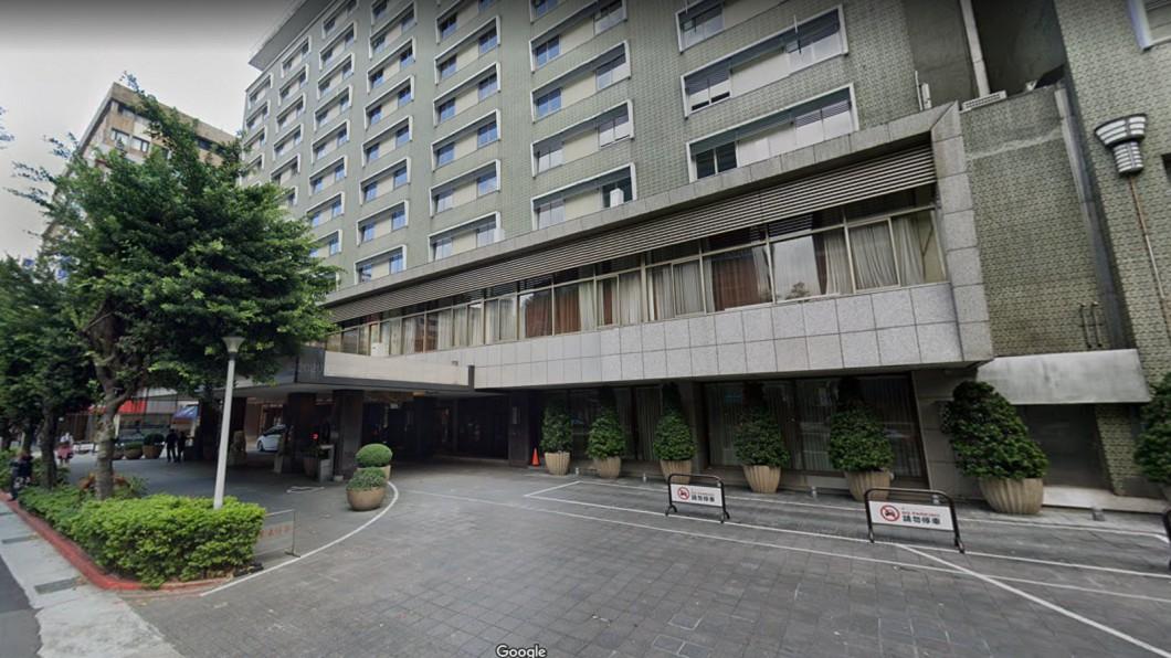 國賓飯店。(圖/翻攝自Google地圖) 國賓飯店吃尾牙墜電梯井亡 家屬悲憤求償2千萬結果出爐