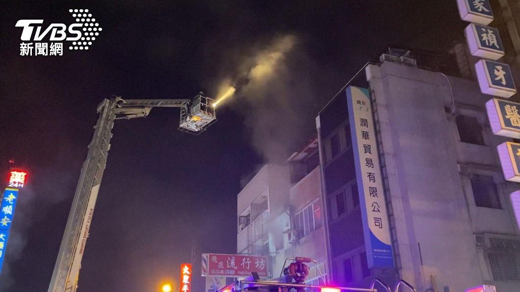 台中住宅深夜火警 3名幼童送醫不治