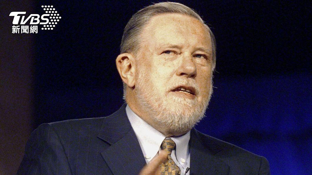Adobe共同創辦人蓋希克辭世,享壽81歲。(圖/達志影像路透社) 研發PDF格式 Adobe共同創辦人蓋希克辭世