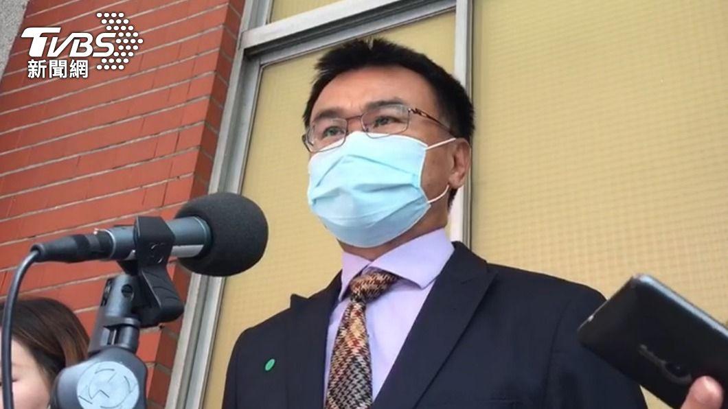 農委會主委陳吉仲。(圖/中央社) 日本排放核廢水入海 陳吉仲:若對台造成影響將求償