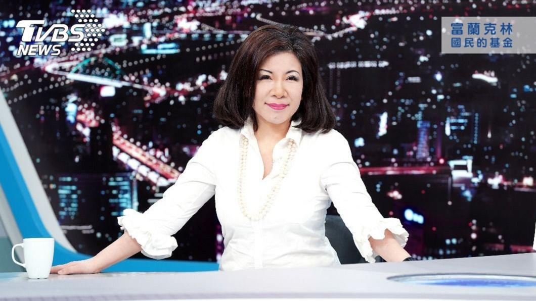 陳文茜《TVBS文茜的世界周報》來了!(圖/TVBS) 文茜世界周報來了!重磅論「3大國博弈」美中急拉攏此國