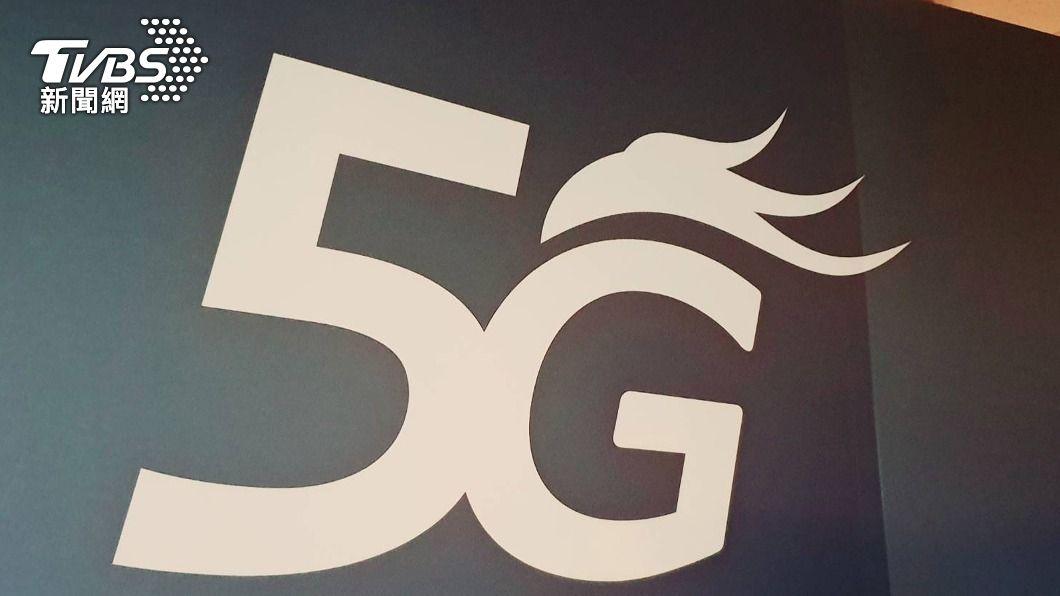 (圖/中央社) 台灣5G下載網速全球第二 遠傳速率再摘冠