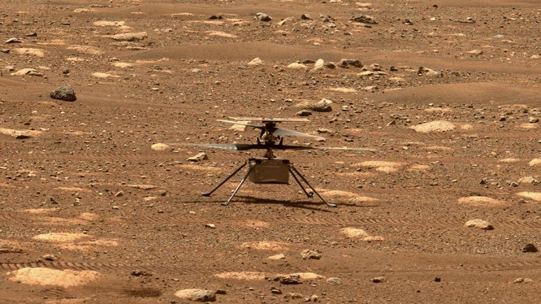 NASA創新號火星首飛成功 升空畫面曝