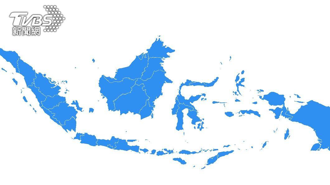 示意圖/shutterstock 達志影像 快訊/印尼西部發生規模6強震 未發佈海嘯警報
