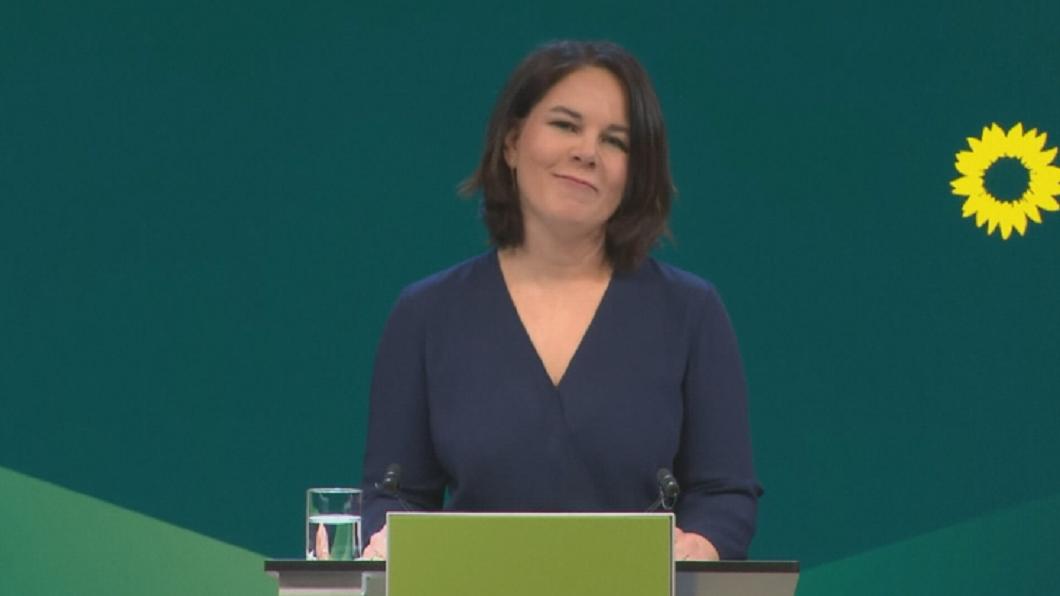 瞄準梅克爾接班大位 德綠黨40歲女主席角逐總理寶座