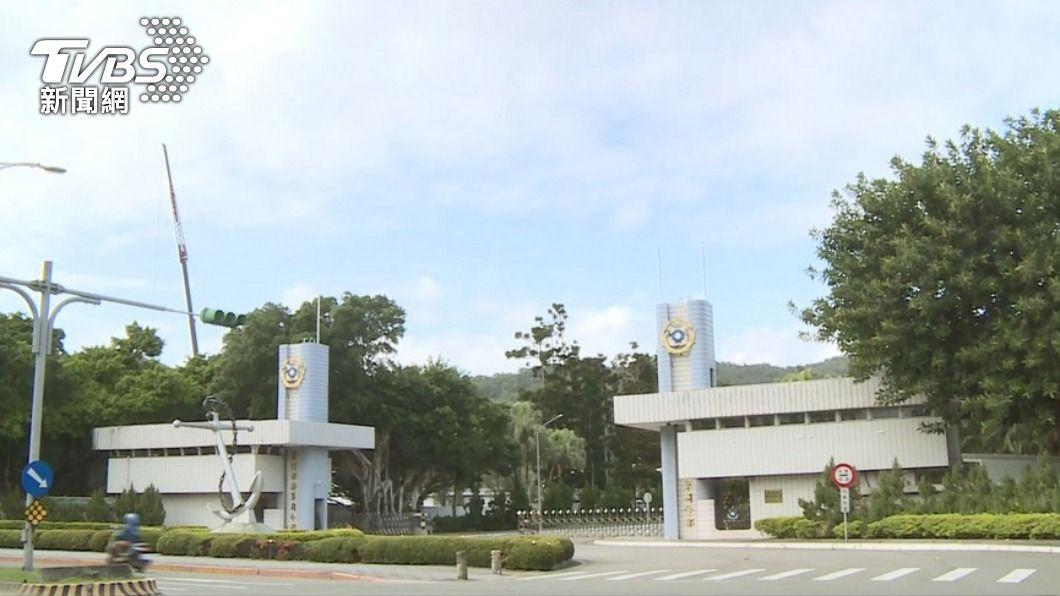 國防部海軍司令部。(圖/TVBS) 海軍士官涉偷查機密人事資料 認罪有悔悟獲緩刑