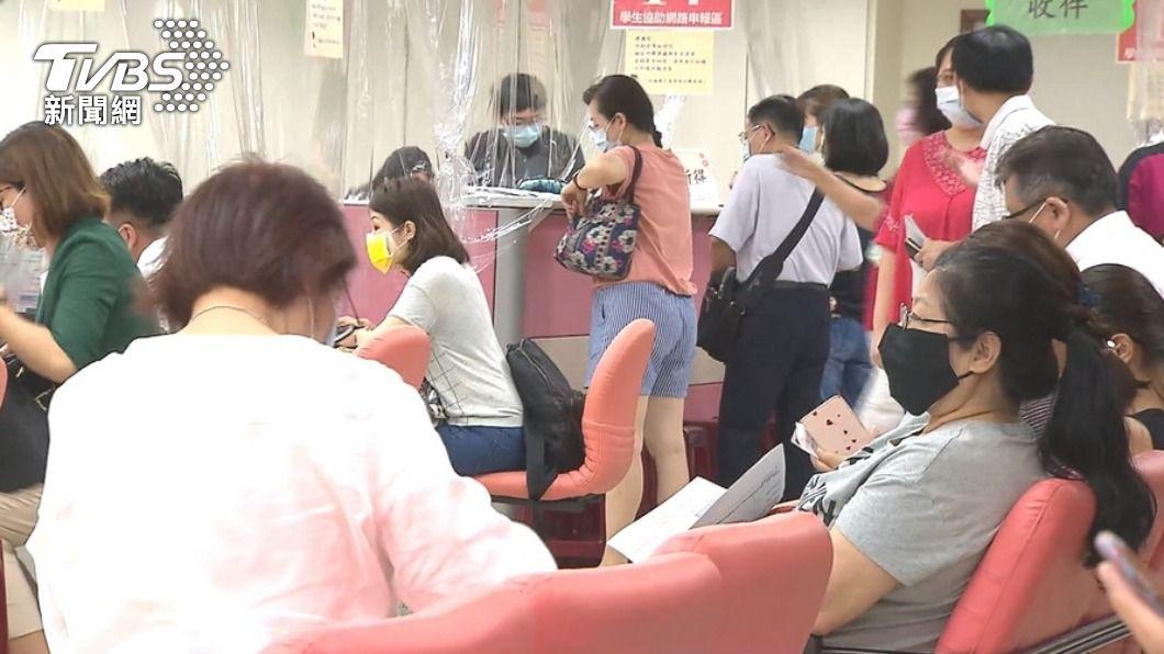 (圖/TVBS) 5月報稅季 自提退休金得不計入薪資所得課稅
