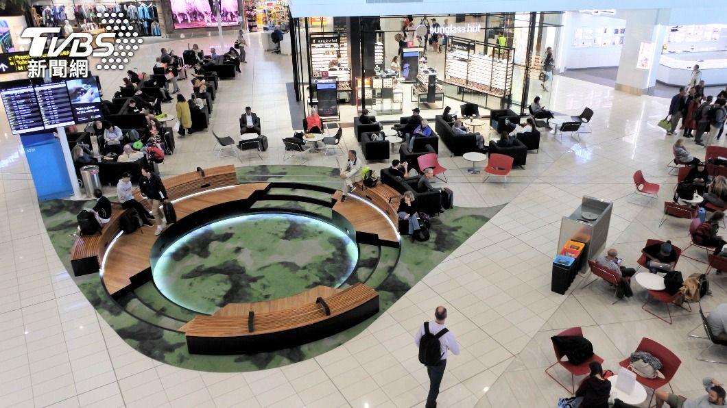 (示意圖/shutterstock 達志影像) 紐西蘭證實1機場員工染疫 不影響與澳洲旅遊泡泡
