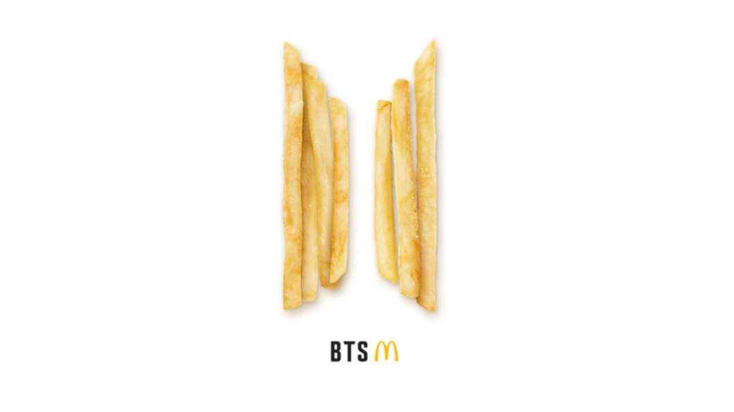 麥當勞將推出「BTS套餐」 台灣上榜6月開賣