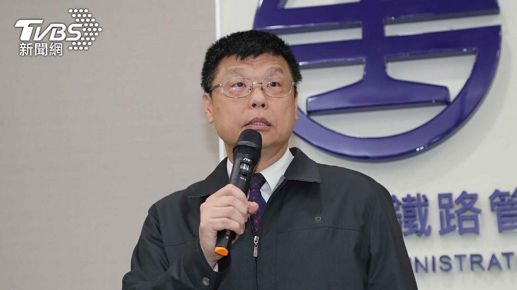 台鐵局長將由現任副局長杜微升任。(圖/中央社資料照) 台鐵服務逾30年 新局長杜微「鷹派作風」治軍嚴謹