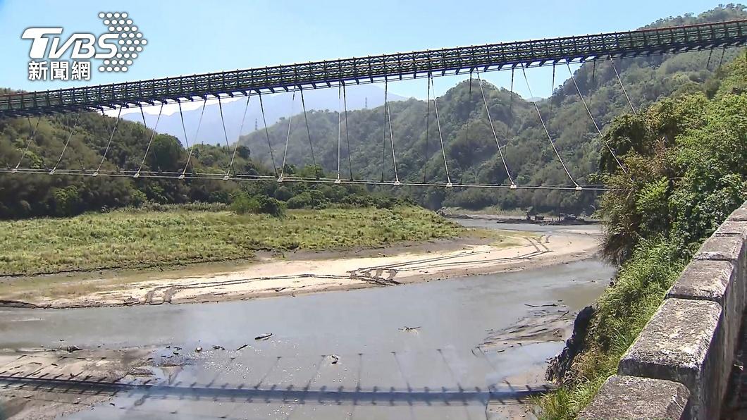 石門水庫建庫53年蓄水量次低!桃園全日減壓供水