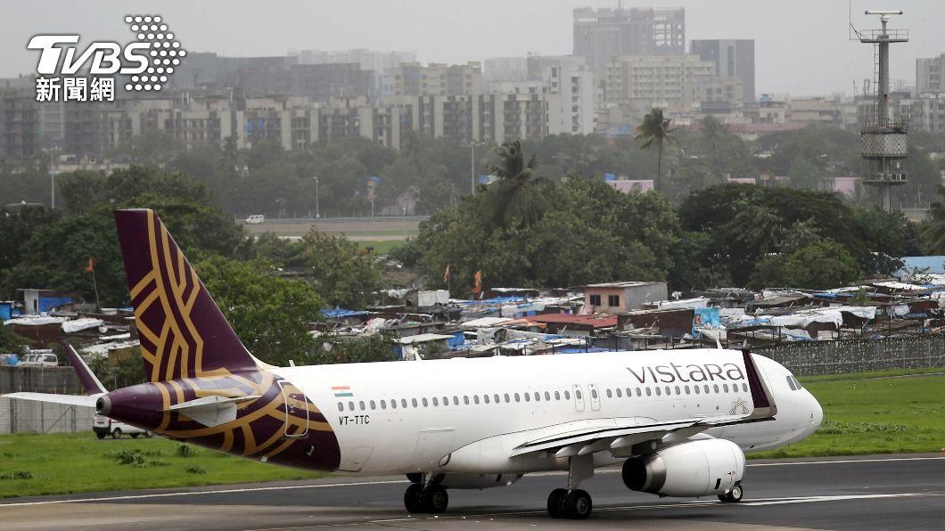 印度飛港航班 機上53人確診新冠肺炎