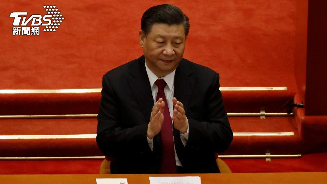 大陸國家主席習近平。(圖/達志影像路透社) 習近平宣布將出席氣候峰會 拜登上任後首次「同場」