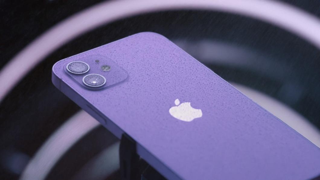 蘋果推出紫色iPhone 12、iPhone 12 mini,台灣為首波發售國家。(圖/翻攝蘋果官方網站) 蘋果大膽推奶昔紫iPhone 行銷專家曝5原因