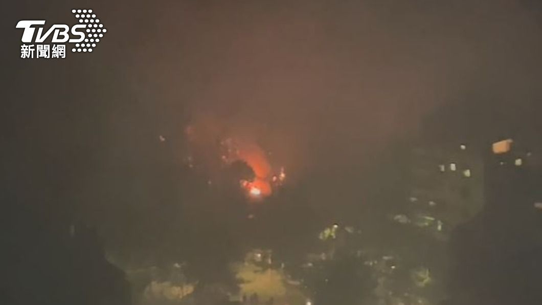 台北信義驚傳火燒山 居民:吳興街也聞到味道