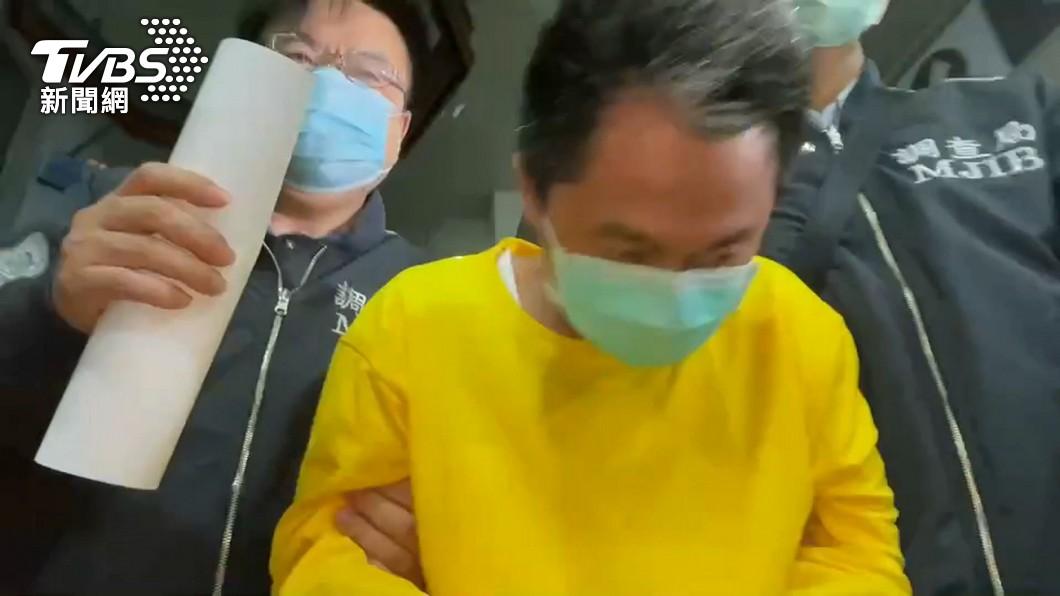 太魯閣號案肇事者李義祥。(圖/TVBS資料畫面) 政院拍板「李義祥條款」 過失致死罪最重判10年