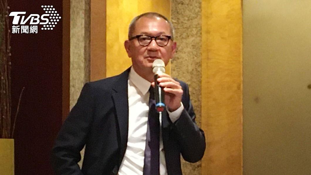 國巨董事長陳泰銘。(圖/中央社資料照) 國巨第2季獲利創近11季新高 上半年倍增