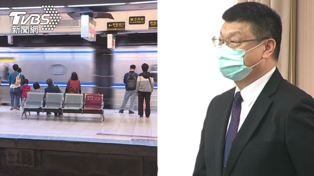 杜微透露年底前會提出台鐵合理票價評估報告。(圖/TVBS) 新台鐵局長改革喊「漲票價」 王國材打臉:非優先選項
