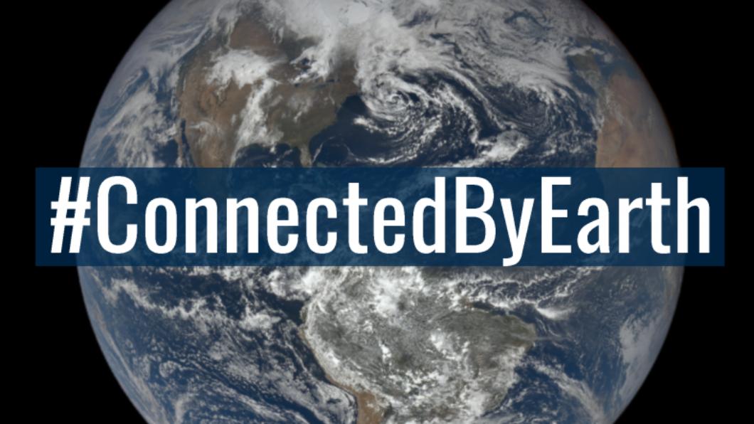 NASA響應世界地球日活動,推出系列活動吸引網友參與(圖/翻攝自NASA官方網站) 上帝視角看地球 NASA連線太空站響應世界地球日