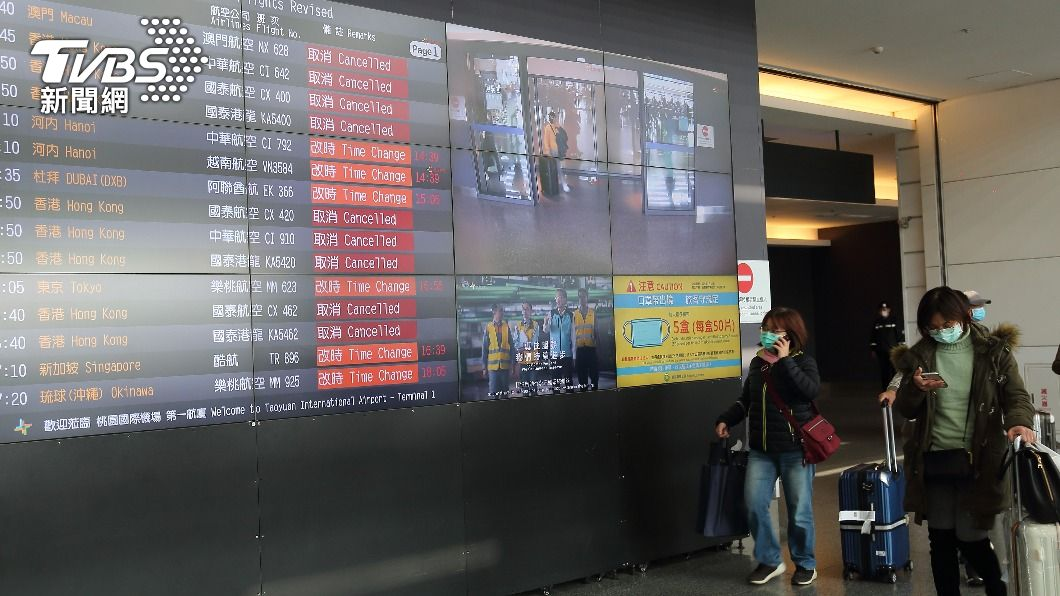 今(22)日新增4例境外。(示意圖/shutterstock達志影像) 今新增4例境外 自哈薩克、菲律賓及印尼入境