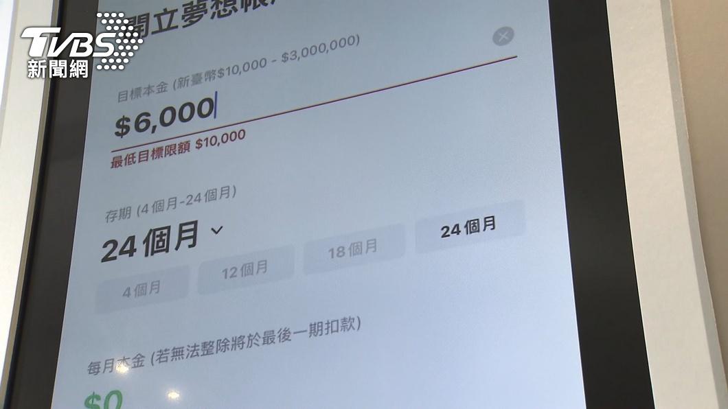 數位銀行帳戶破700萬大關。(示意圖/TVBS) 銀行行銷策略奏效 數位帳戶數首季衝破700萬