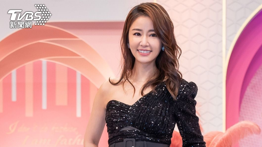 林心如今(22)日錄製《女人我最大》。(圖/TVBS) 獨/林心如自爆「曾遇渣男」 秒吐金句:要以身試渣