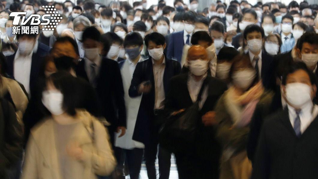 日本境內發現印度雙重病毒株。(圖/達志影像路透社) 日本也淪陷! 境內5例感染「印度雙重變種病毒」