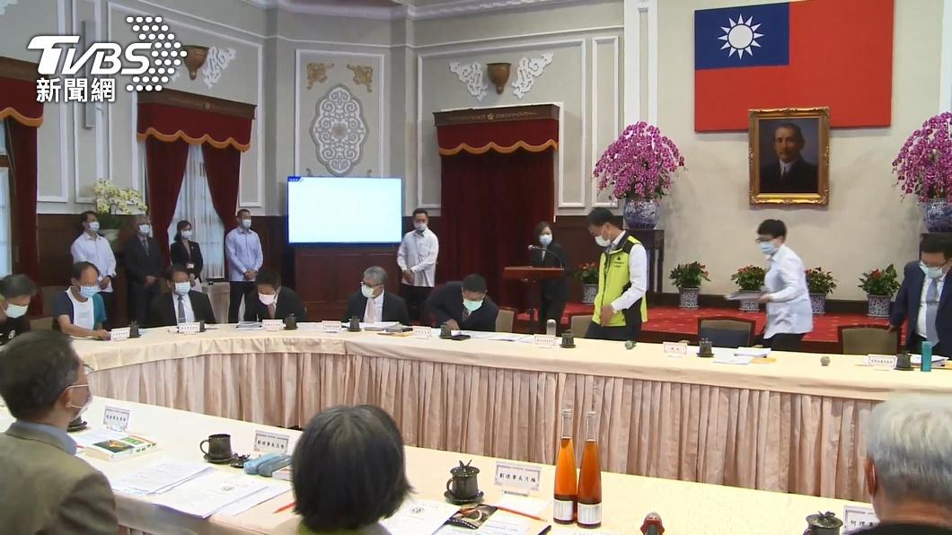環團盼三接站停工稱總統聽聞臉沉 總統府:非事實