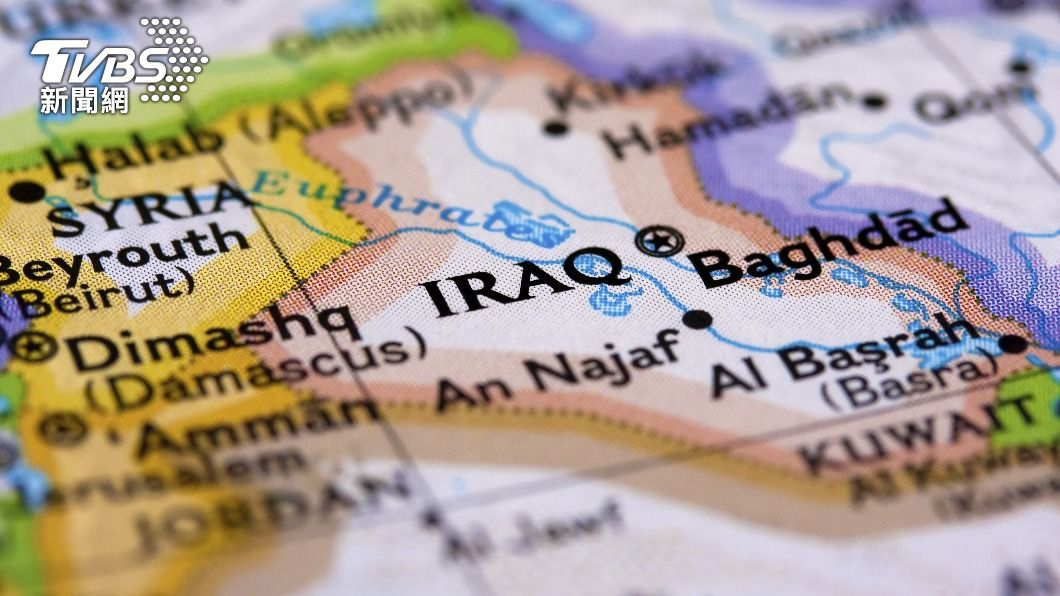 (示意圖/shutterstock 達志影像) 美駐伊基地不到1週又遇襲 火箭落巴格達機場附近