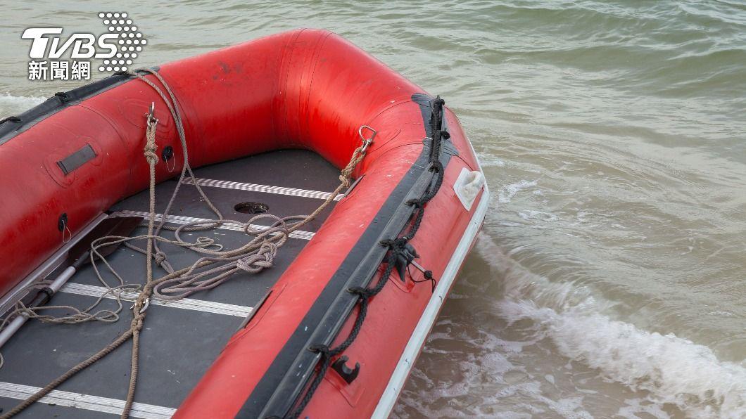 (示意圖/shutterstock 達志影像) 載130人橡皮艇利比亞外海遇險 搜救尋獲10屍