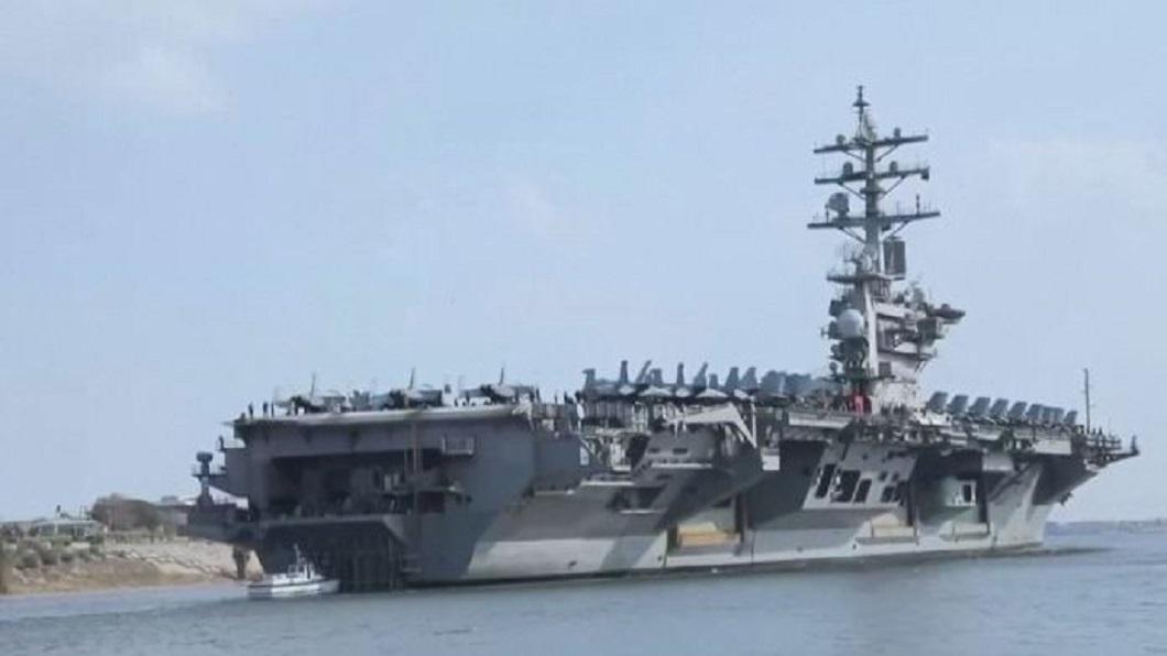 美撤離阿富汗駐軍 計劃調派航母協助