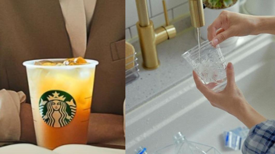 響應環保,星巴克預計停止使用一次性飲料杯。(圖/翻攝自starbuckskorea IG) 加入環保計畫! 韓國星巴克啟動「借杯」活動