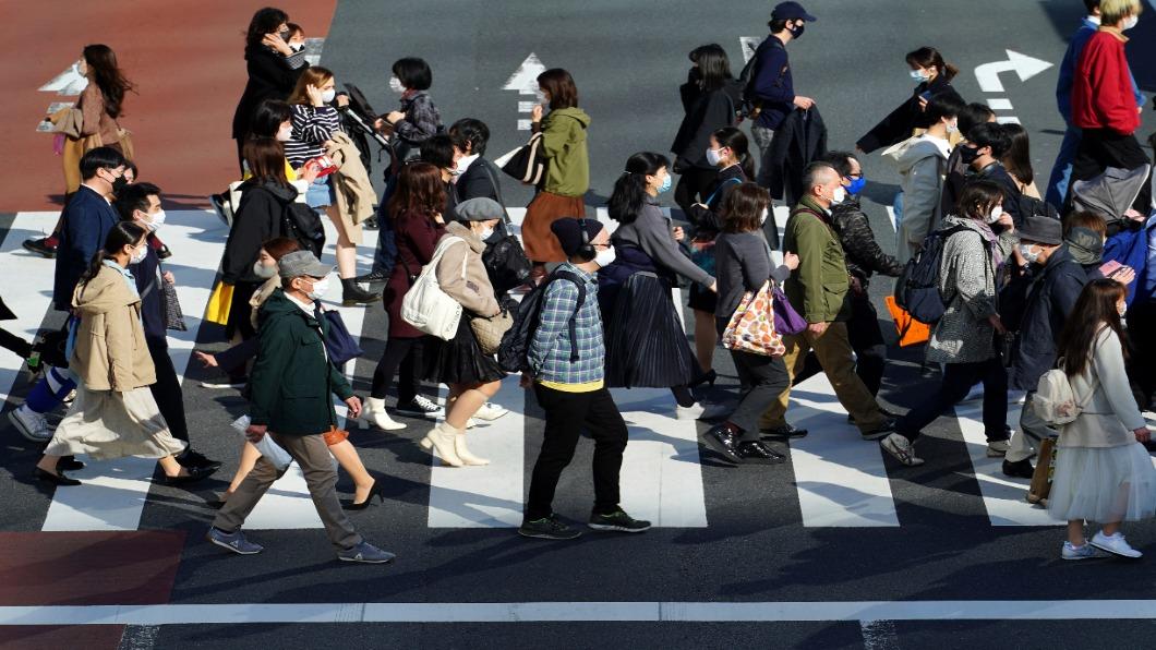圖/達志影像美聯社 東京.關西三度緊急狀態 日相:預防性策略