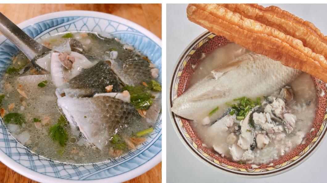台南道地早餐「虱目魚粥」、「鹹粥」是許多人造訪當地的必嘗美食。(圖/翻攝自阿憨鹹粥官網) 台南人激推的「10大鹹粥」 用料新鮮澎湃抓住饕客味蕾