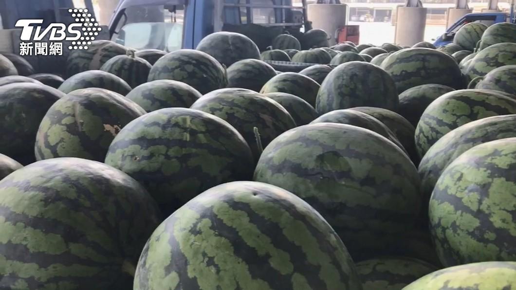 (示意圖/TVBS) 西瓜保單開賣 每公頃實繳4千多元起、最多賠8萬
