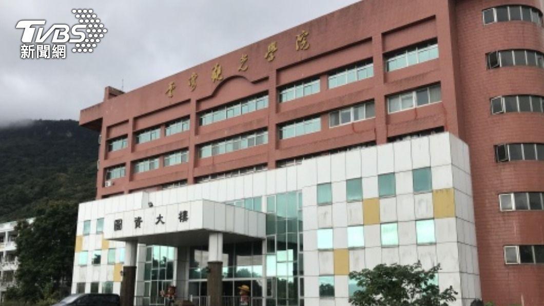 教育部證實收到台灣觀光學院停辦計畫。(圖/中央社資料照) 又一校撐不住?教部證實:收到台灣觀光學院停辦計畫