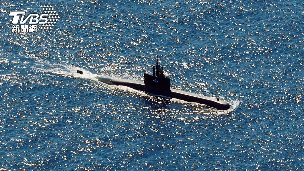 圖/達志影像美聯社(示意圖) 快訊/印尼尋獲失聯潛艦「神鋤號」 53人全數罹難