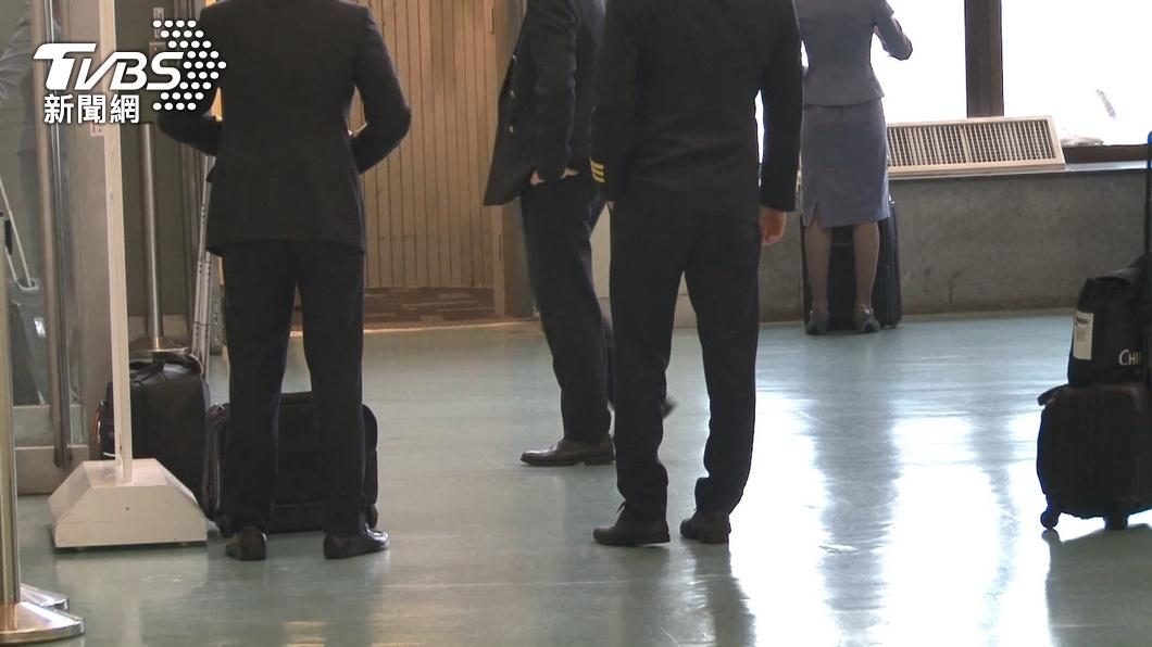 華航機師染疫案持續延燒。(示意圖/TVBS) 爆隔離所遍布老鼠屎!華航機師怨「被當犯人」:像集中營