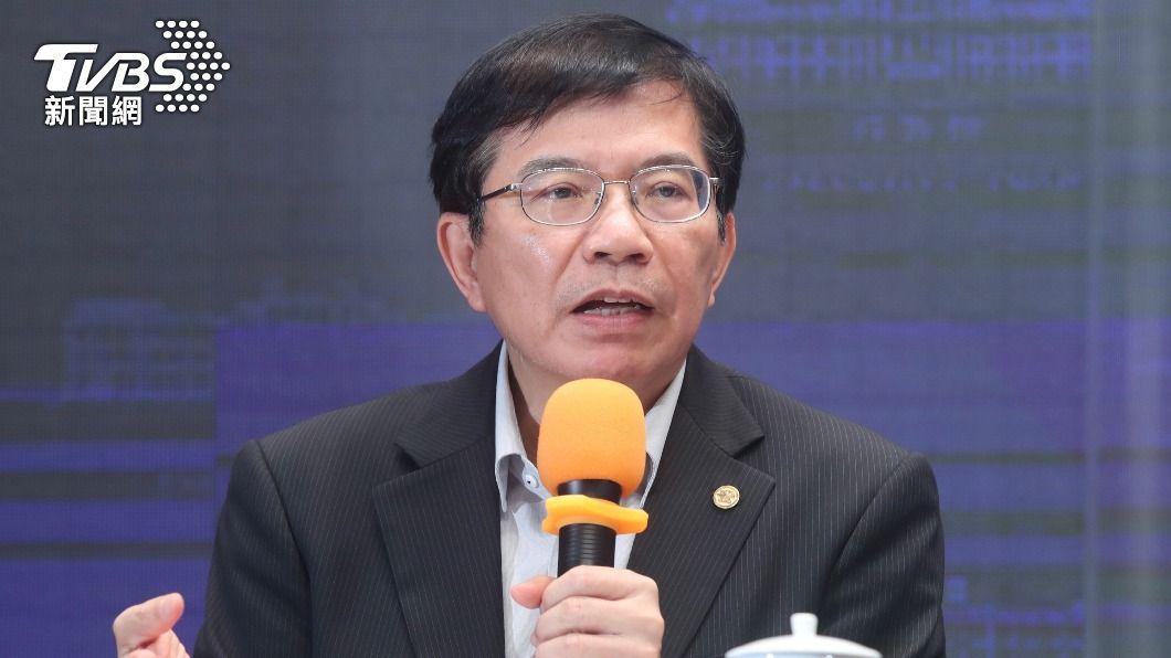交通部長王國材。(圖/中央社) 政院推台鐵改革方案 新建工程全面由鐵道局接手