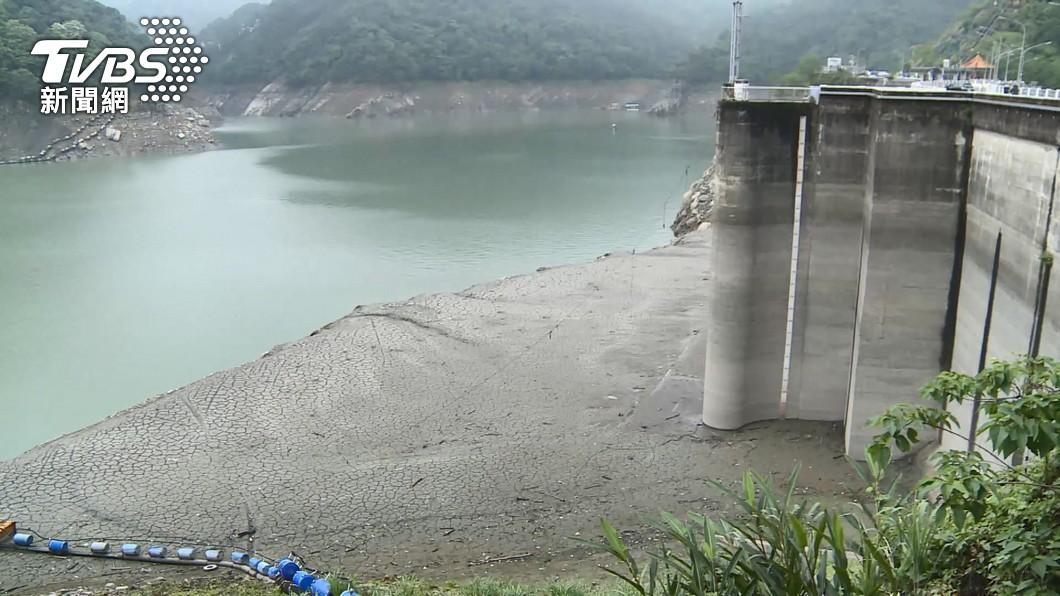 高溫少雨水庫未進帳 水利署今開會檢討水情