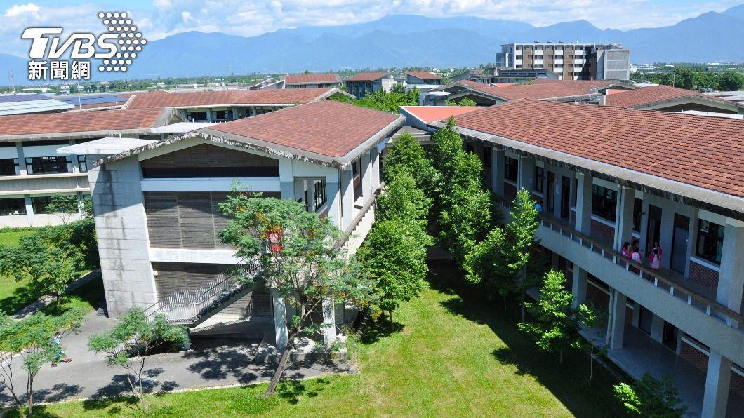 圖為屏北高中綠建築生態校園。(圖/中央社) 全台綠建築逾9千件 年省約半座石門水庫水量