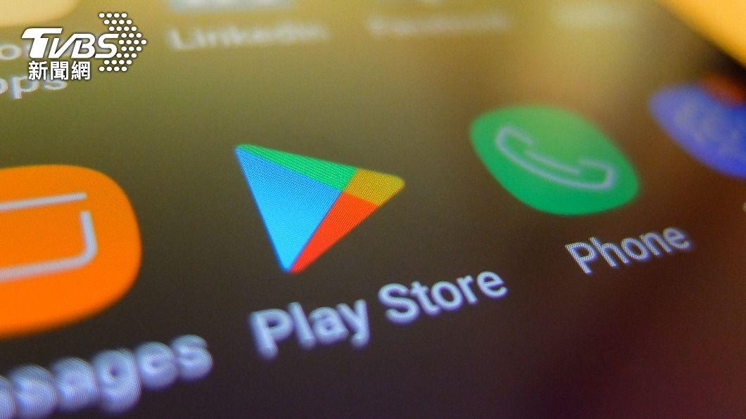 Google Play出現8款欺詐性應用程式。(示意圖/shutterstock達志影像) 快卸載!8款惡意修圖APP竊個資、盜刷手機信用卡