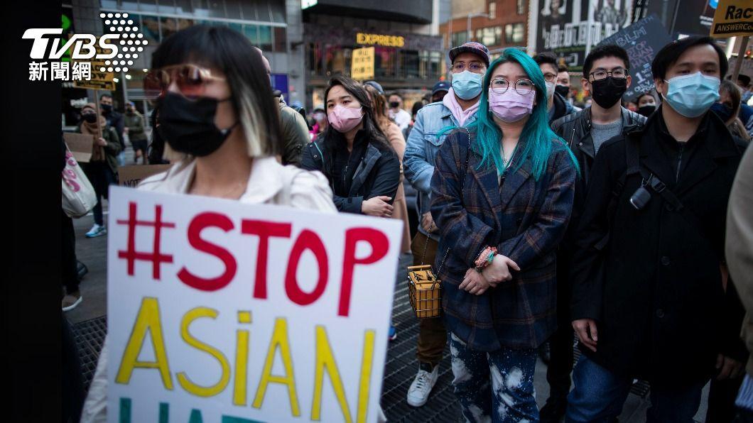紐約日前再傳攻擊亞裔事件。(示意圖/達志影像路透社) 美再傳攻擊亞裔事件 紐約警方釋出監視器影片
